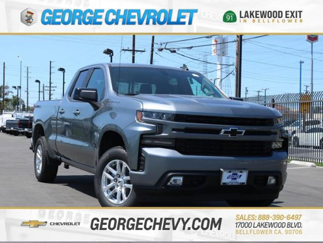 2020 Chevrolet Silverado 1500 RST 2WD Double Cab 147″ RST Gas V8 5.3L/325 [1]