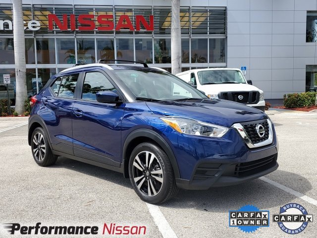 Used 2018 Nissan Kicks in Pompano Beach, FL