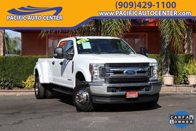 2018 Ford F-350SD XLT