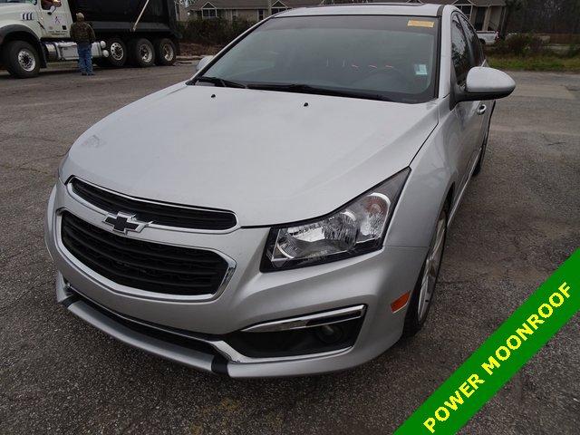 Used 2015 Chevrolet Cruze in Panama City, FL