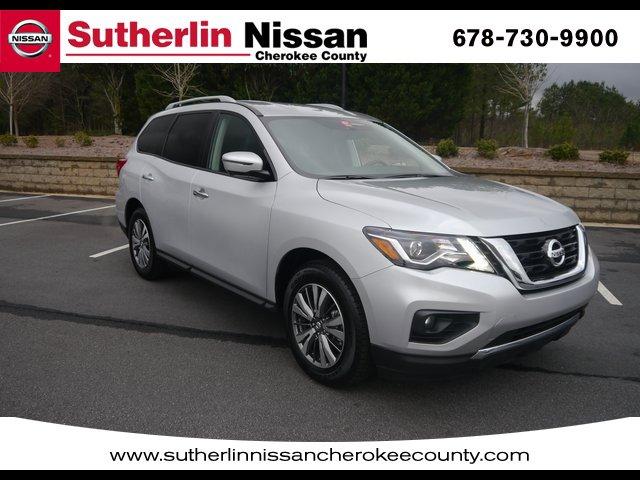 Used 2019 Nissan Pathfinder in Holly Springs, GA