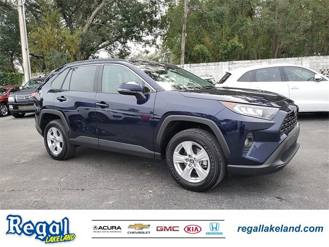 Used 2019 Toyota RAV4 in Lakeland, FL