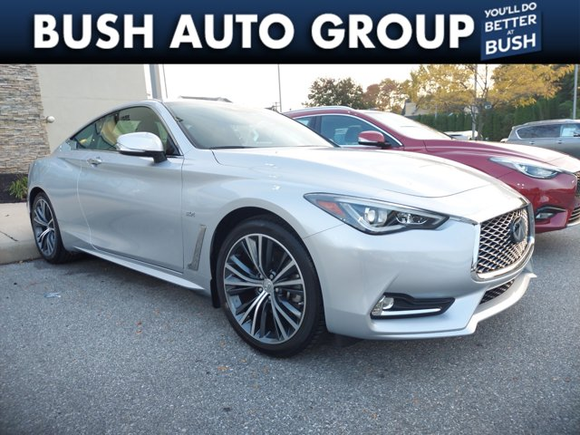 2019 INFINITI Q60 3.0t LUXE 3.0t LUXE AWD Twin Turbo Premium Unleaded V-6 3.0 L/183 [0]