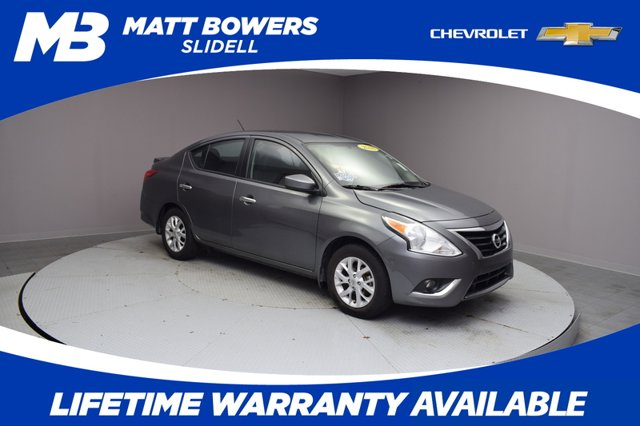 Used 2018 Nissan Versa in New Orleans, and Slidell, LA