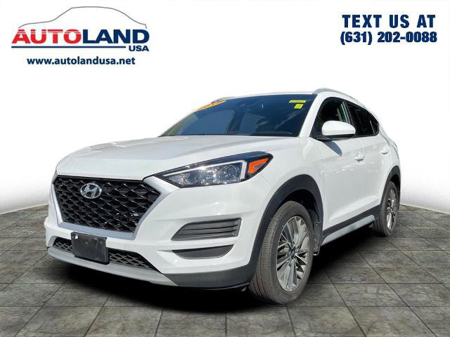 2019 Hyundai Tucson SEL SEL AWD Regular Unleaded I-4 2.4 L/144 [11]