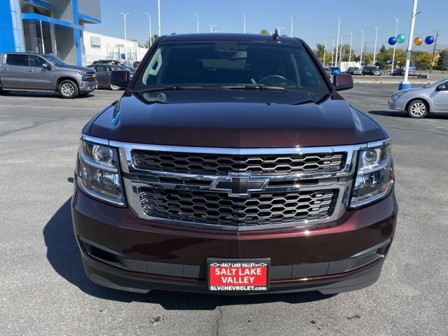 Used 2020 Chevrolet Suburban 4WD 4dr LT