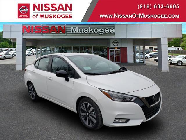 New 2020 Nissan Versa in Muskogee, OK