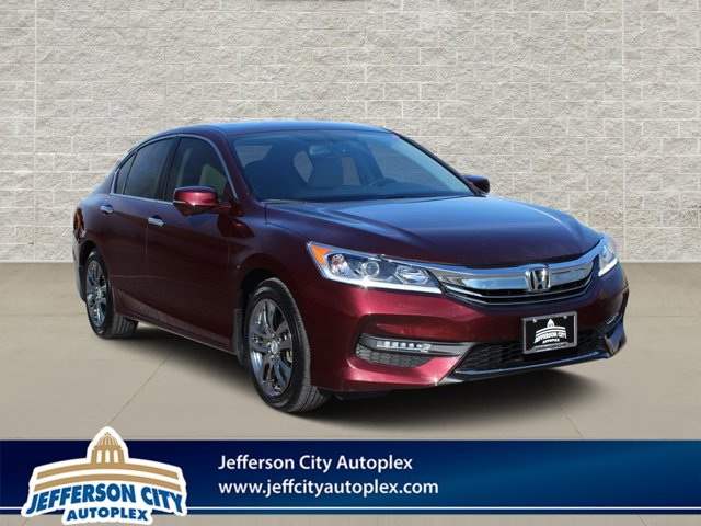 Used 2017 Honda Accord Sedan in Jefferson City, MO