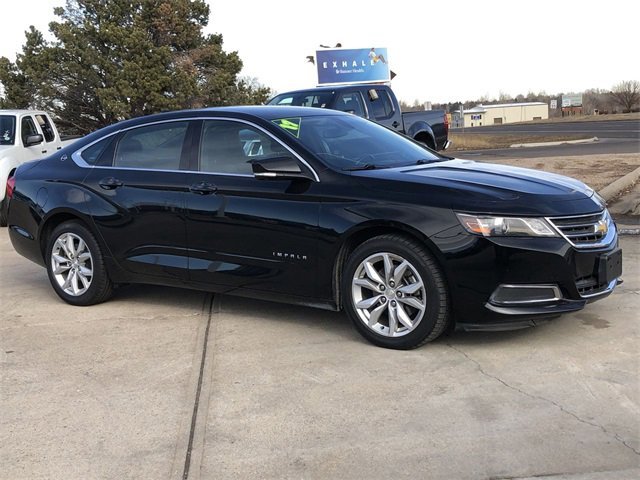 Used 2017 Chevrolet Impala in Fort Collins, CO