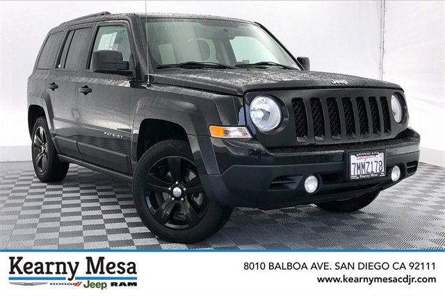 Used 2015 Jeep Patriot in San Diego, CA