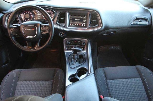 2018 Dodge Challenger SXT 12