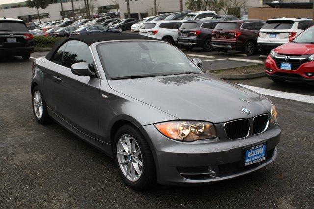Used 2011 BMW 1 Series in Bellevue, WA