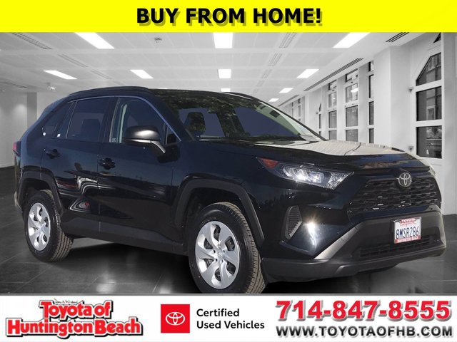 2019 Toyota RAV4 LE LE FWD Regular Unleaded I-4 2.5 L/152 [16]
