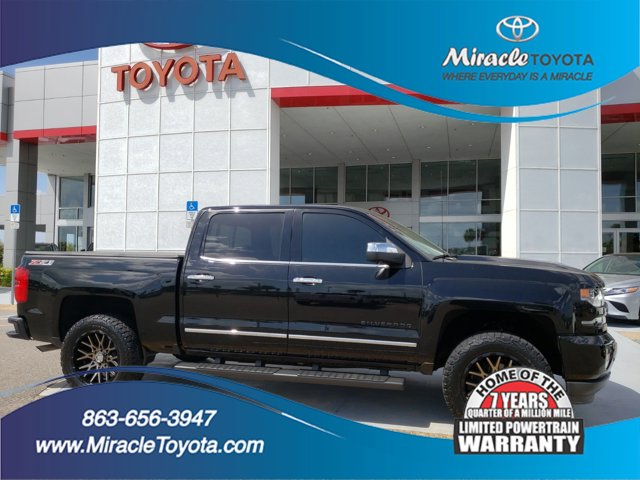 Used 2017 Chevrolet Silverado 1500 in Haines City, FL