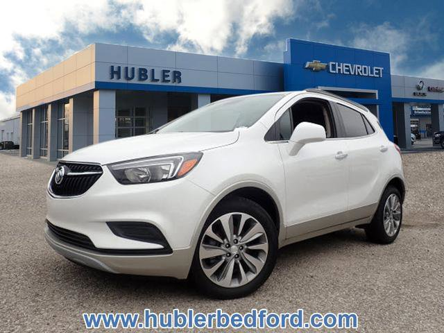 New 2020 Buick Encore in Greenwood, IN