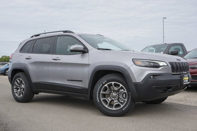 New 2020 Jeep Cherokee North 4x4