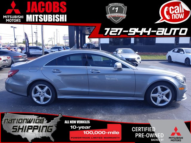 Used 2015 Mercedes-Benz CLS-Class in New Port Richey, FL