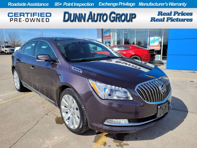 2015 Buick LaCrosse * CXL AWD * LEATHER * SUNROOF * 4dr Sdn Leather AWD Gas/Ethanol V6 3.6L/217 [6]