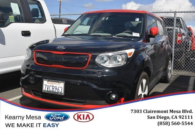 Used 2016 KIA Soul EV in San Diego, CA
