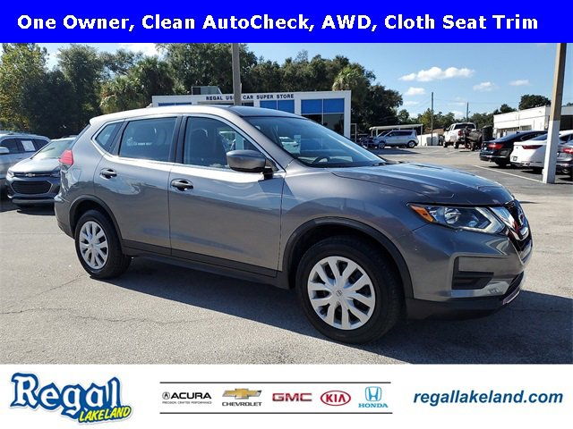 Used 2017 Nissan Rogue in Lakeland, FL