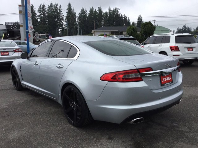 Used 2009 Jaguar XF 4dr Sdn Premium Luxury