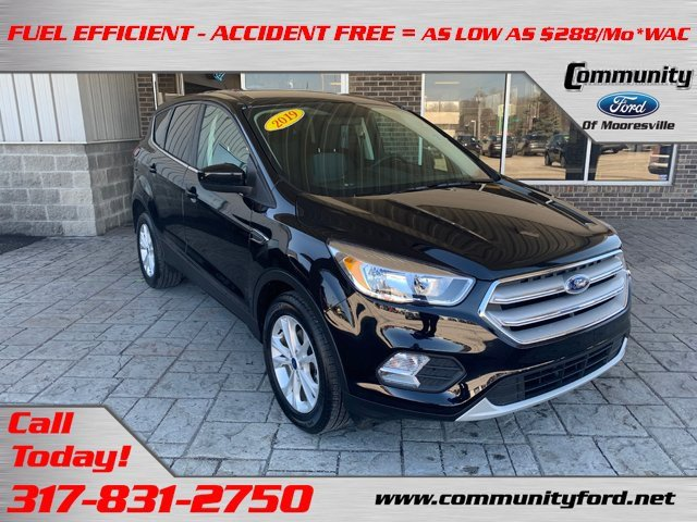 Used 2019 Ford Escape in Bloomington, IN