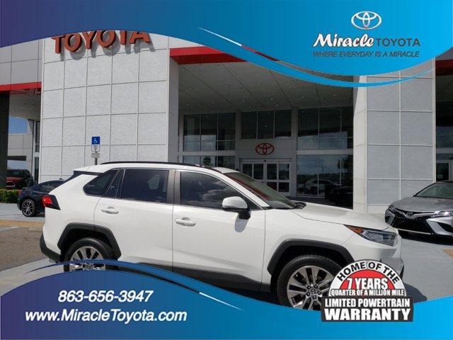 Used 2019 Toyota RAV4 in Haines City, FL