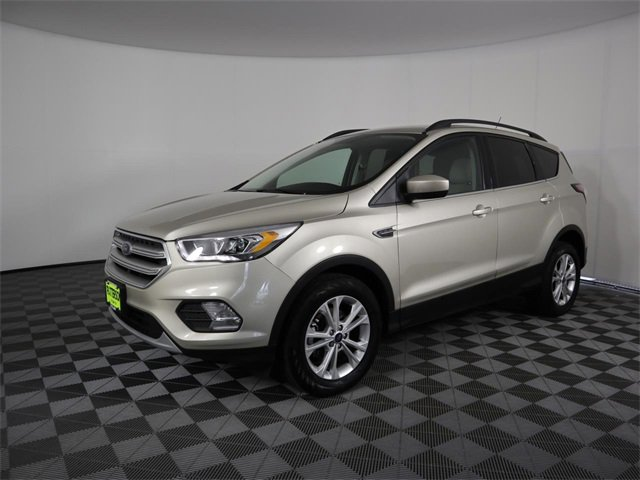 2018 Ford Escape SEL SEL FWD Intercooled Turbo Regular Unleaded I-4 1.5 L/91 [9]