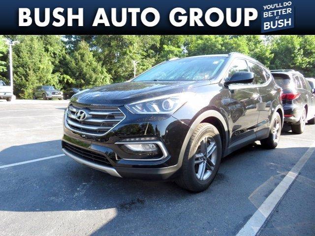 2017 Hyundai Santa Fe Sport 2.4L 2.4L Auto AWD Regular Unleaded I-4 2.4 L/144 [0]