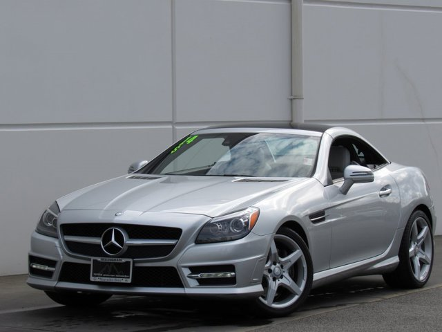 Used 2014 Mercedes-Benz SLK SLK 350