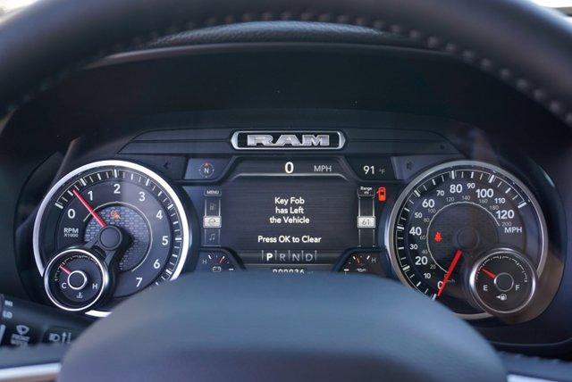 New 2019 Ram 1500 Laramie 4x4 Crew Cab 6'4 Box