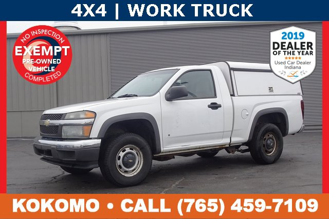Used 2007 Chevrolet Colorado in Indianapolis, IN