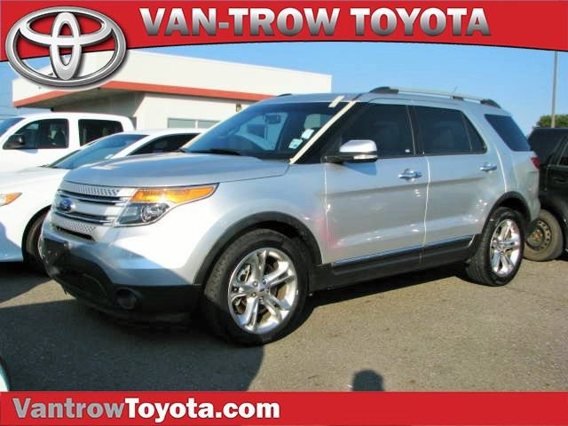 Used 2014 Ford Explorer in Monroe, LA