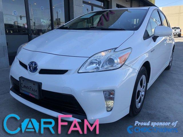 Used 2012 Toyota Prius in Rialto, CA