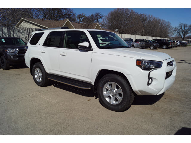 New 2020 Toyota 4Runner in Hurst, TX