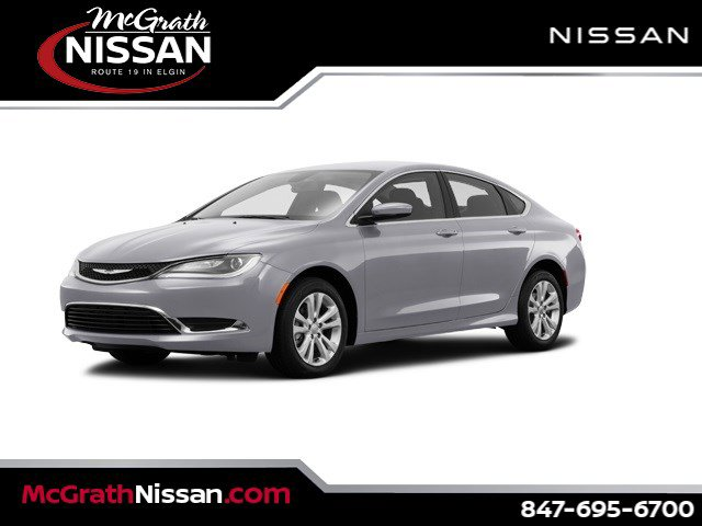 2016 Chrysler 200 Limited 4dr Sdn Limited FWD Regular Unleaded I-4 2.4 L/144 [5]