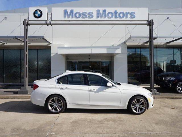 New 2017 BMW 3 Series in Lafayette, LA