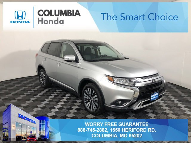 Used 2019 Mitsubishi Outlander in Columbia, MO