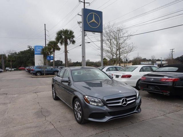 New 2017 Mercedes-Benz C-Class in Lafayette, LA