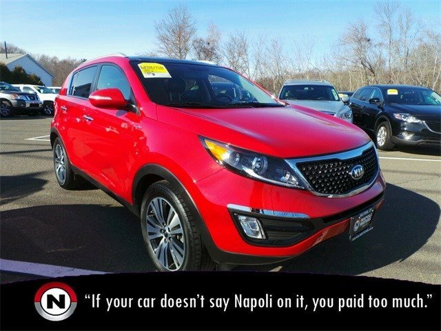 Used 2015 KIA Sportage in Milford, CT