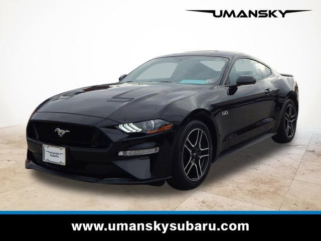 Used 2019 Ford Mustang in Charlottesville, VA
