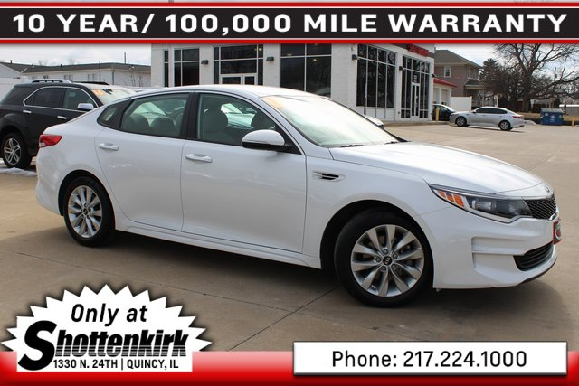 Used 2018 KIA Optima in Quincy, IL