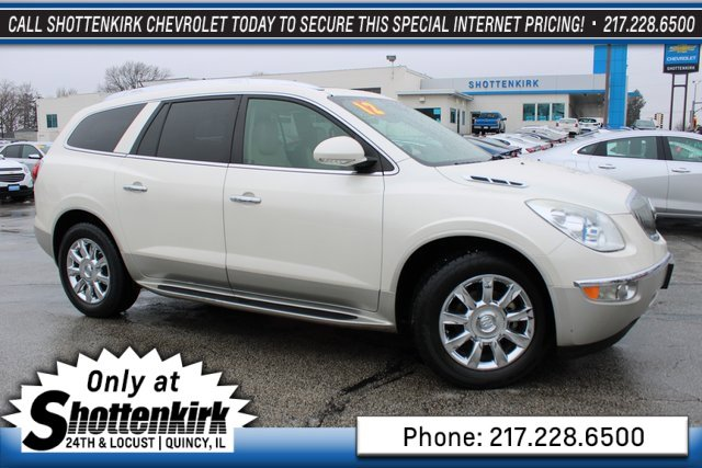Used 2012 Buick Enclave in Quincy, IL