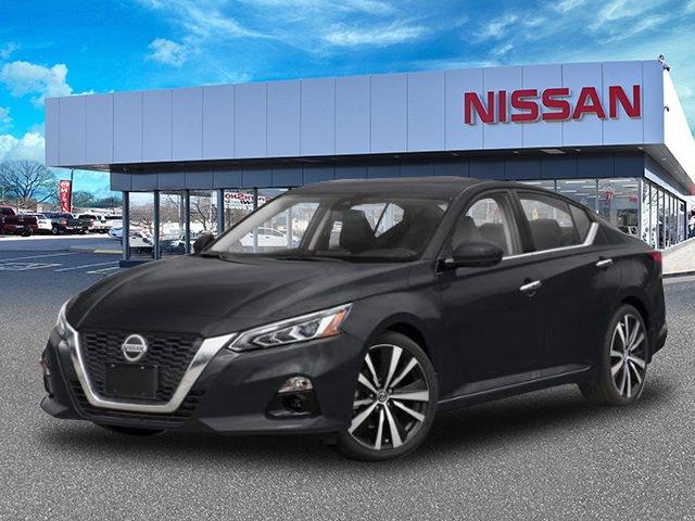 2020 Nissan Altima 2.5 SV 2.5 SV Sedan Regular Unleaded I-4 2.5 L/152 [5]