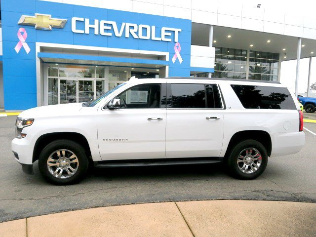 Used 2019 Chevrolet Suburban 4WD 4dr 1500 LT