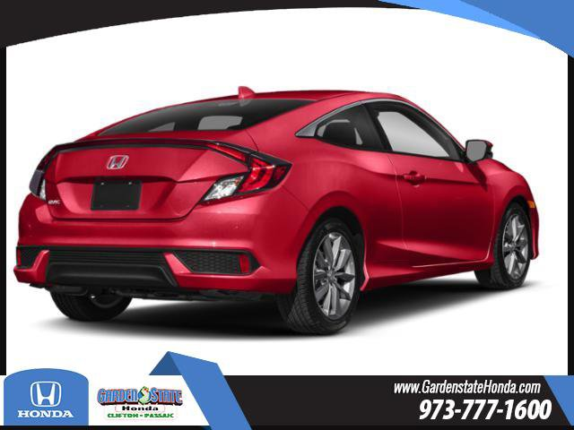New 2019 Honda Civic Coupe in Clifton, NJ