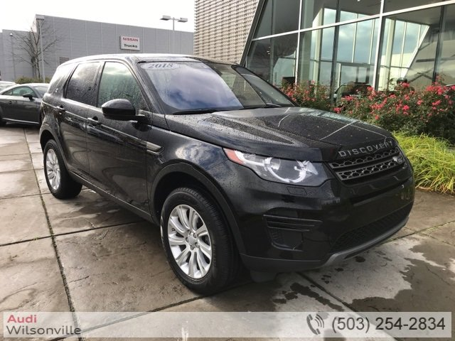 Used 2018 Land Rover Discovery Sport in , OR
