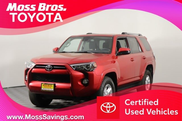 2020 Toyota 4Runner  Regular Unleaded V-6 4.0 L/241 [17]