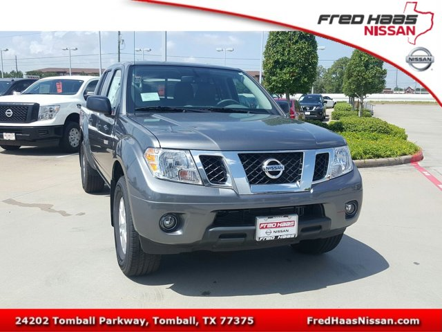 New 2019 Nissan Frontier in Tomball, TX