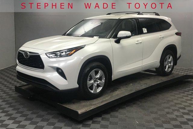 New 2020 Toyota Highlander in St. George, UT